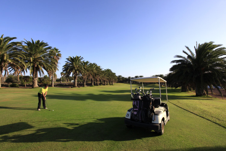 Golf na Lanzarote